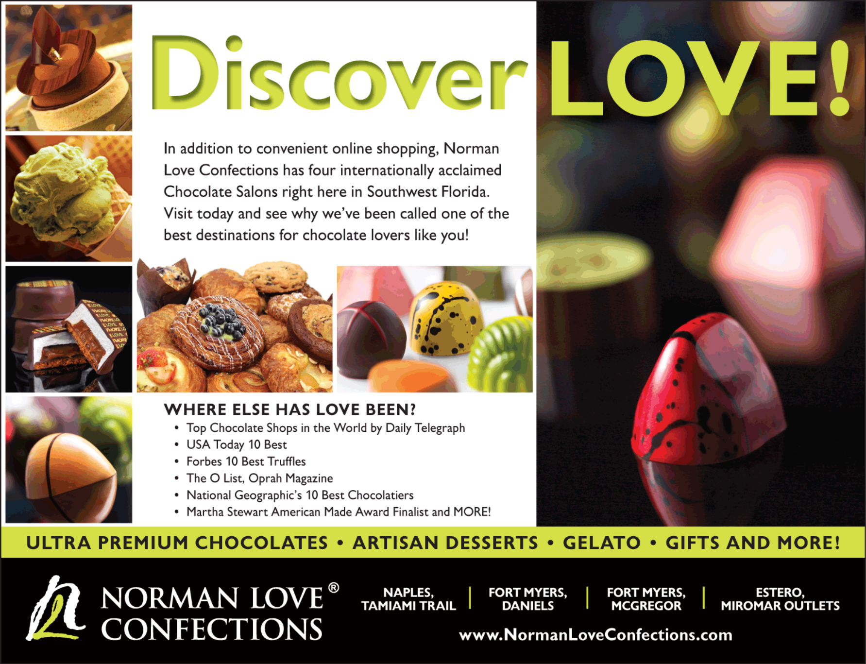 Norman Love Confections