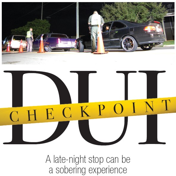 DUI CHECKPOINT   Naples Florida Weekly