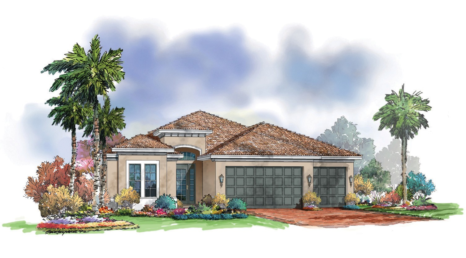 D R Horton New Homes Under Way In Fiddler S Creek Naples Florida Weekly