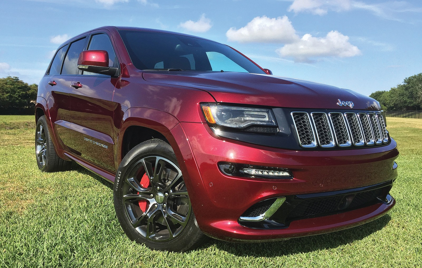 Jeep Grand Cherokee Srt8 475 Hp Packed Into A Family Suv Naples Florida Weekly