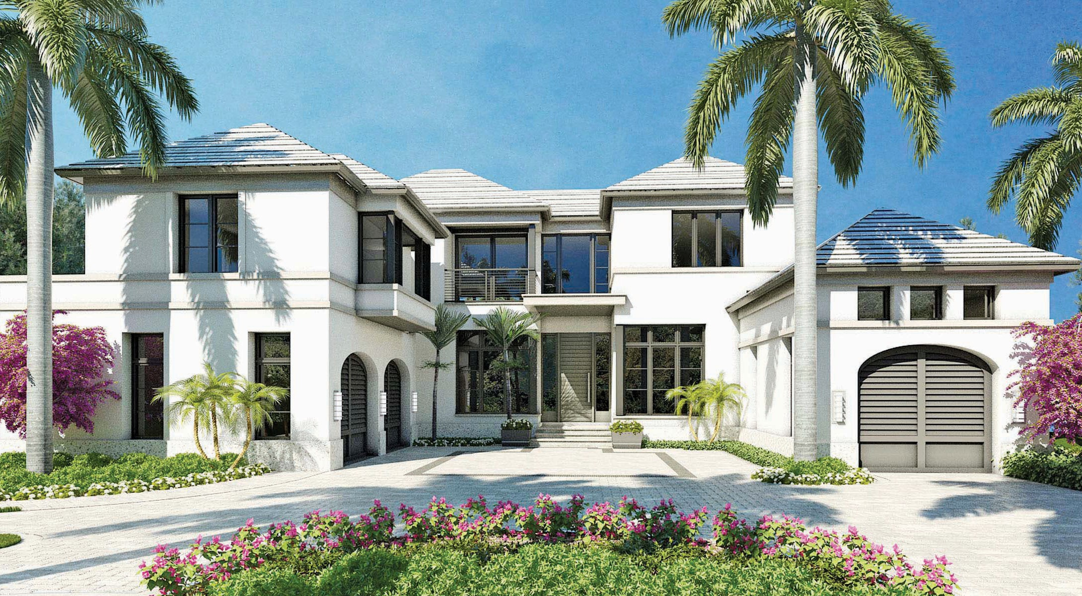 London Bay Homesu0027 New Custom Estate In Port Royal Will Offer 6,394 Square  Feet Of