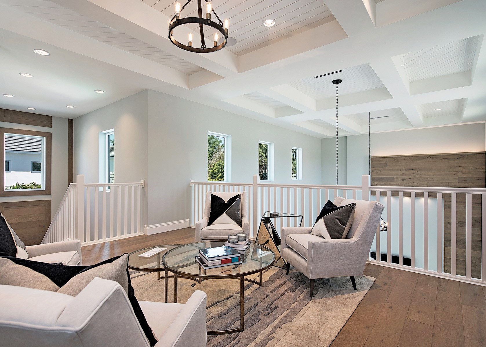 The Lutgert Companies unveils its newest model home, Le Ciel, in ...