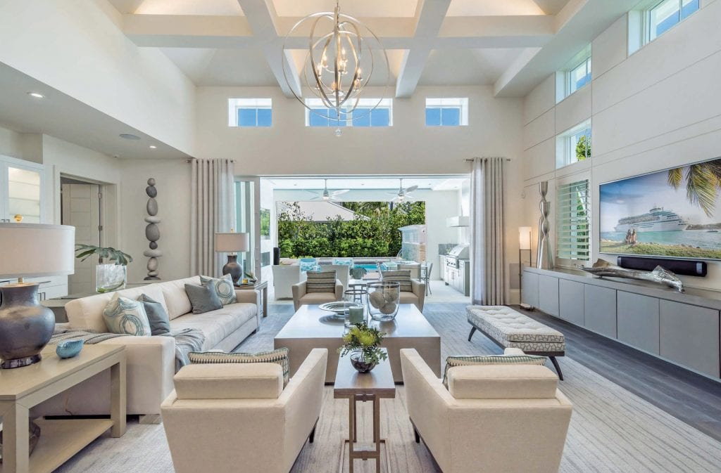 Creating defining spaces for gracious gatherings and ... on john r wood naples, bay of naples, pitchers of naples, the turtle club naples, bay of capri, aria naples, m waterfront grille naples,