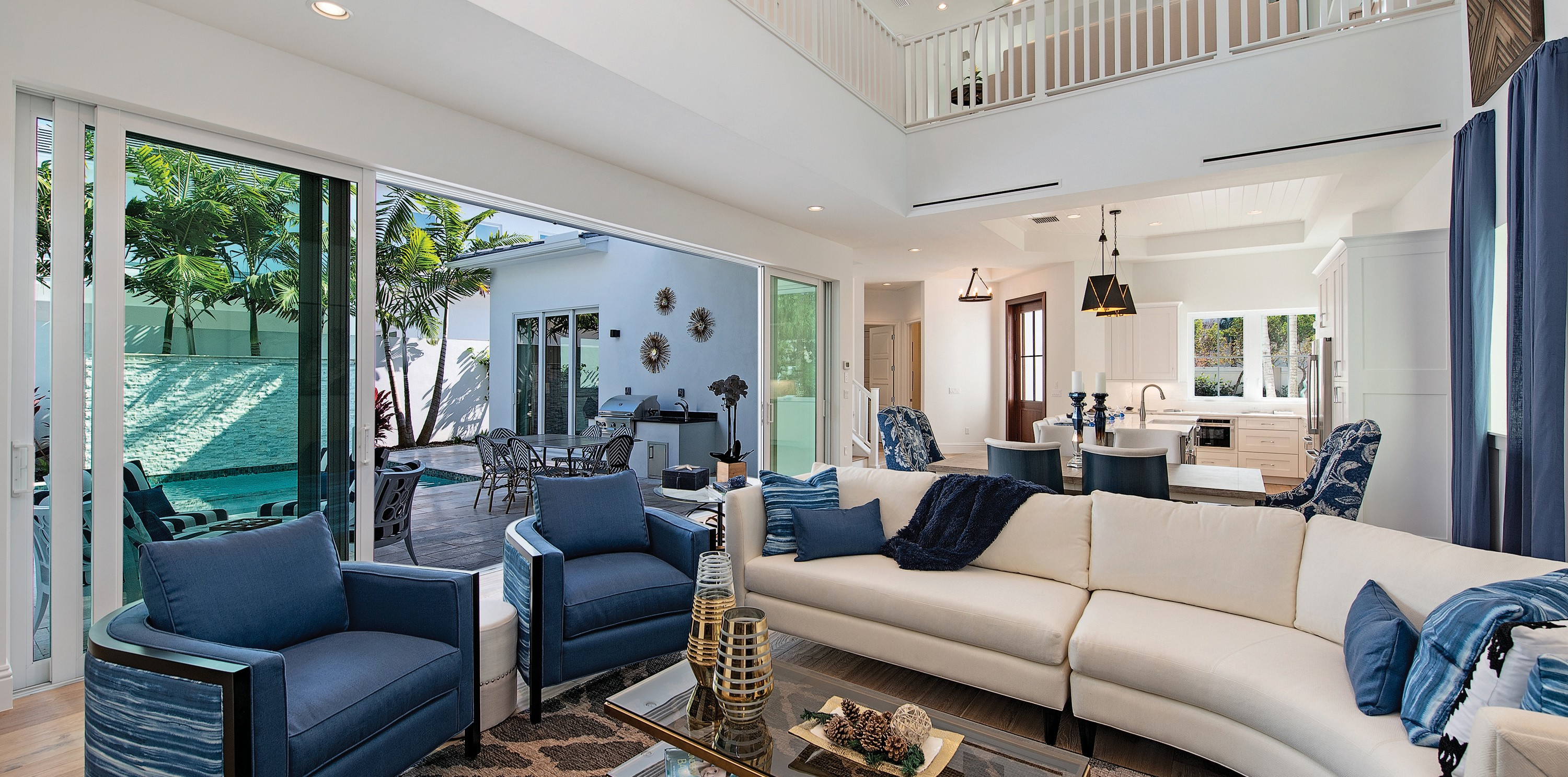 High Quality Experience The Ease Of Indoor Outdoor Living In Le Jardin, The Newest Luxury  Model In Residences At Mercato. Developed By The Lutgert Companies, ...