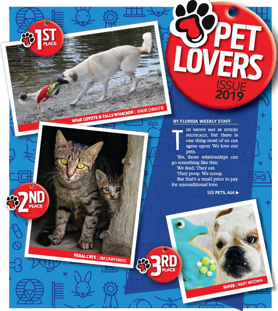 PET LOVERS ISSUE 2019 | Naples Florida Weekly