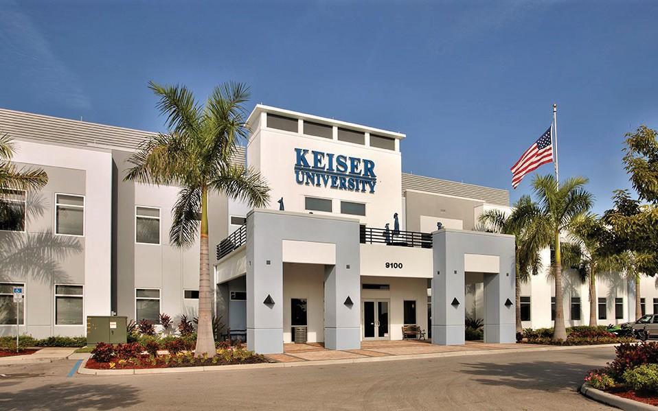 Keiser University Email >> Keiser University Breaks Ground In Naples Plus New
