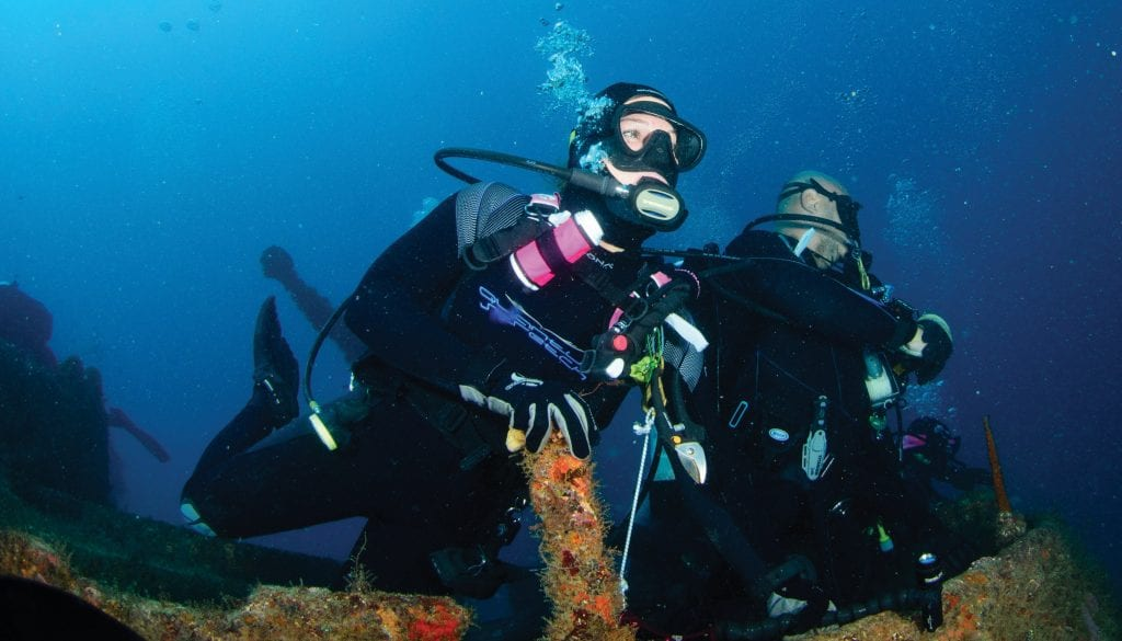 Artificial reefs draw fish, anglers and divers | Naples ...