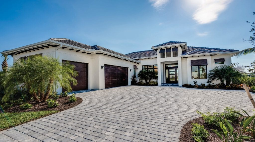 The Peninsula at Treviso Bay's Abaco model awarded for excellence | Naples Florida Weekly