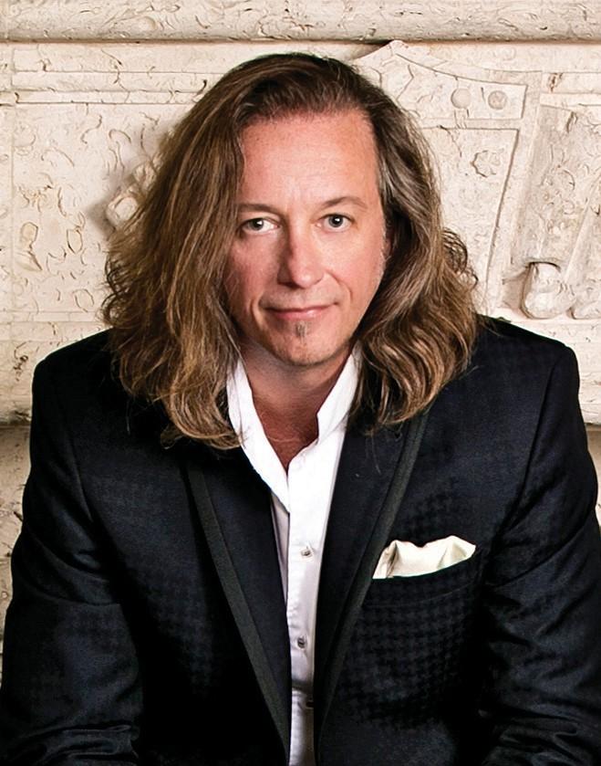Troy Beasley, design principal and creative director for Beasley & Henley Interior Design in Naples. COURTESY PHOTO