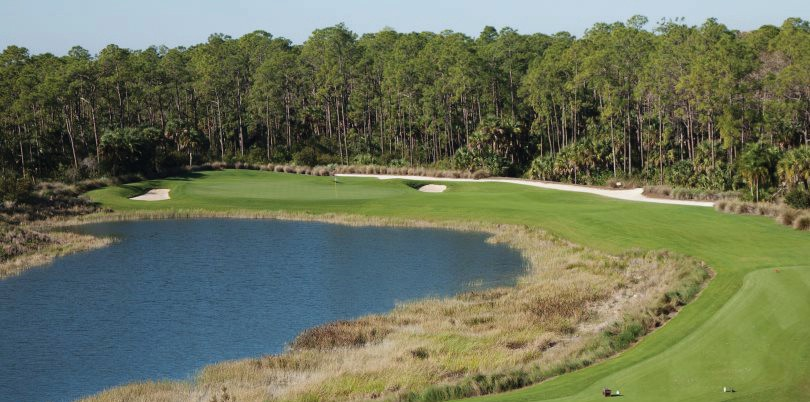 Surrounding Peninsula Treviso Bay is the Arthur Hills designed golf course,course part of the PGA TOUR's acclaimed TPC Network of Clubs.