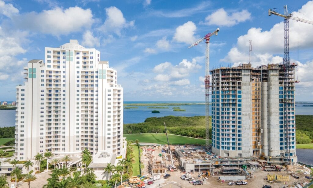 The Ronto Group's Omega tower will be the final luxury high-rise tower built at Bonita Bay. As construction continues to progress at a rapid pace, Ronto will begin making finish selections for unsold residences as they are completed. Homebuyers are encouraged to make their purchase decisions soon.