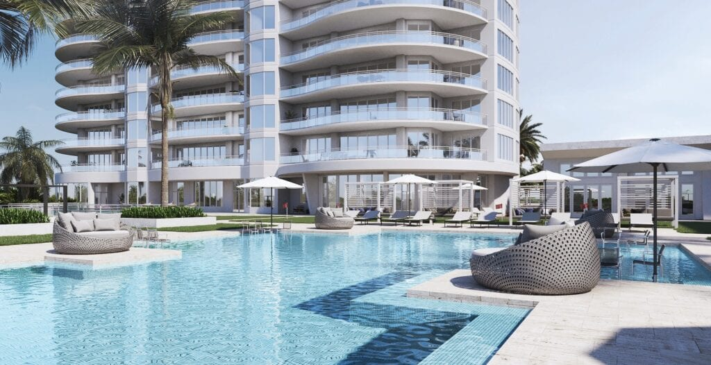 In keeping with its commitment to providing a one-of-a-kind living experience at its 27-floor Omega luxury high-rise tower within Bonita Bay, The Ronto Group is making five private cottages and six private poolside cabanas available for purchase.