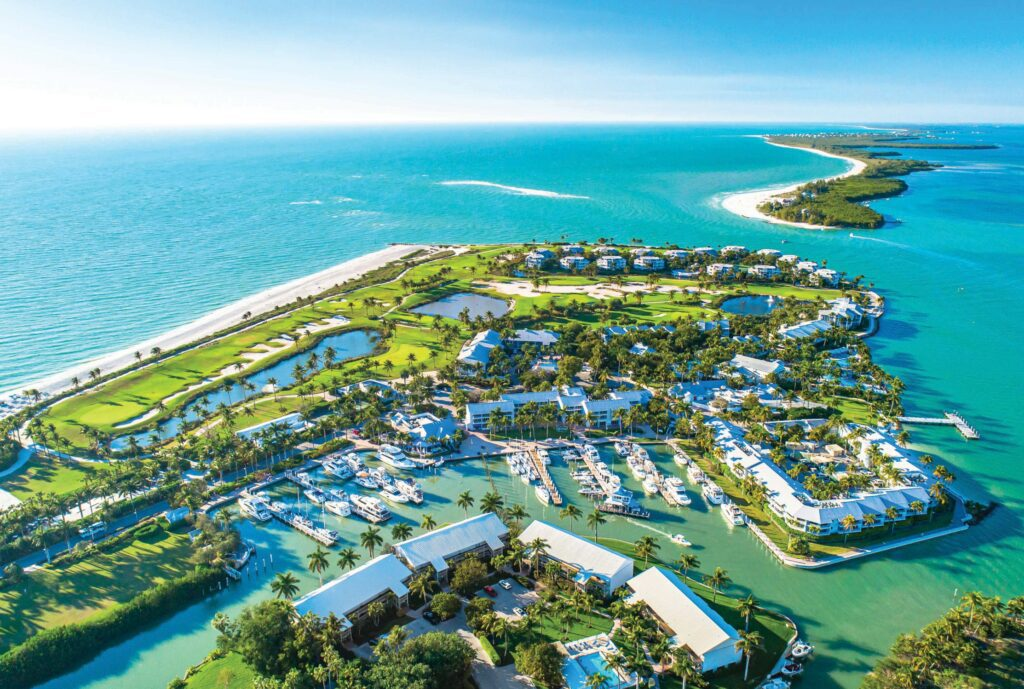 Timbers, Wheelock Street Capital, Ronto Group announced the acquisition of South Seas Island Resort. COURTESY PHOTO